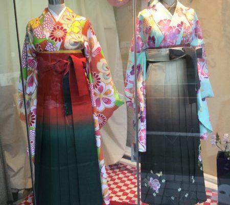 卒業式 袴(はかま)レンタル