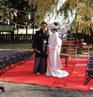 今宮神社⛩結婚式